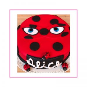 torta Lady Bug Miracolous