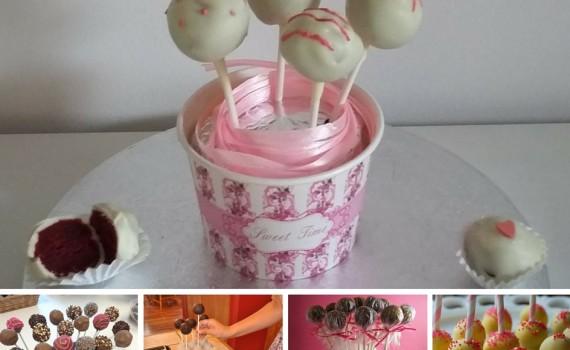 come servire i cake pops, idee
