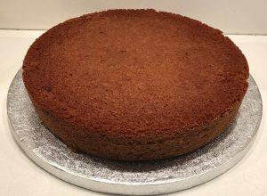 base torta cioccolato e panna