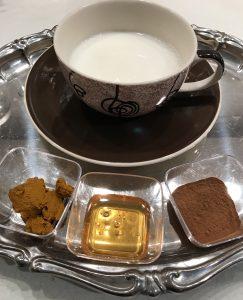 come preparare il latte d'oro