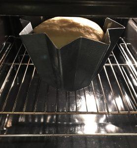 pandoro cottura in forno