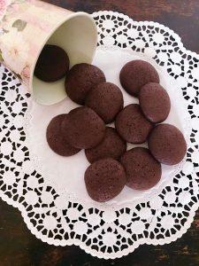 biscotti al cioccolato ricetta
