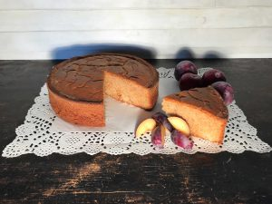 torta alle prugne ricetta