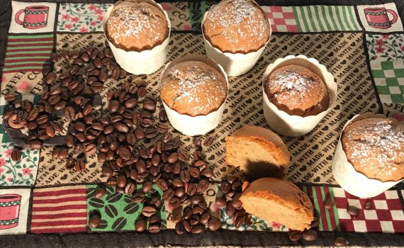 muffin al cappuccino- dolce quanto basta ricetta