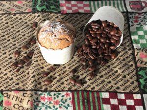 muffin al cappuccino- dolce quanto basta