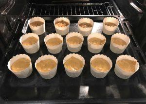 muffin al cappuccino- pirottini