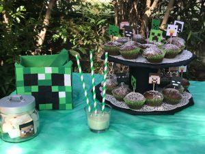 party Minecraft