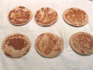 pancake ricetta