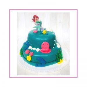 torta la sirenetta