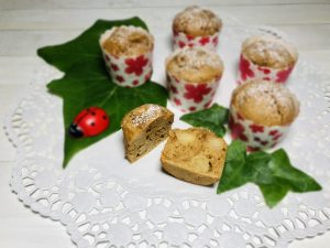 muffin vegani alle mele ricetta dolce