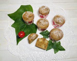 muffin vegani alle mele ricetta