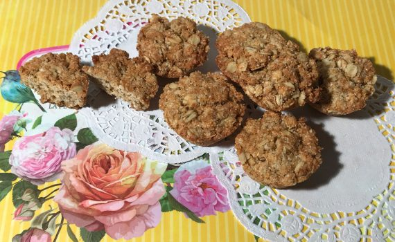 biscotti all'avena ricetta senza burro